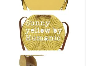 Sunny Yellows by HUMANIC