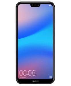 Telefon mobil Huawei P20 Lite Dual SIM 64GB 4G Midnight Black
