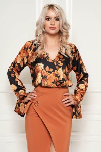 Bluza dama maro office