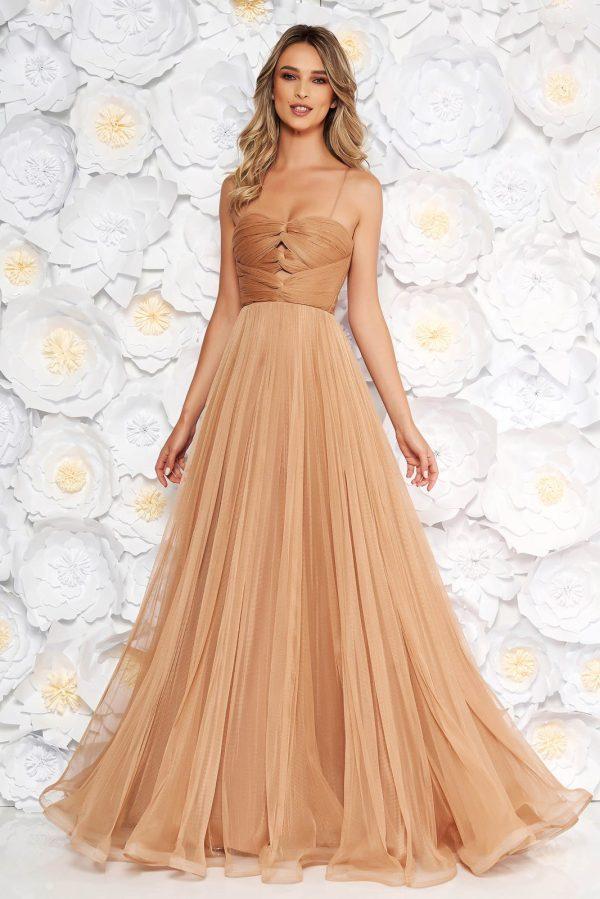 Rochie de seara lunga eleganta