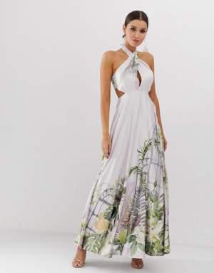 Rochie de seara eleganta Asos