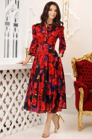 Rochie de seara eleganta in clos