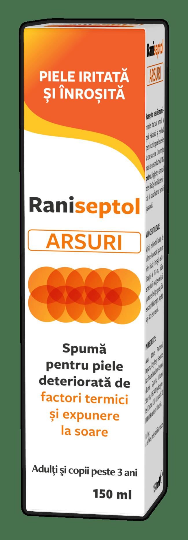 Raniseptol arsuri