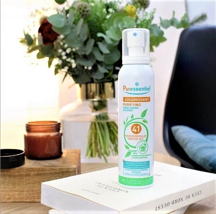 Puressentiel purifying spray 3