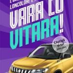 Campania de vară LONCOLOR: 1000 de premii instant și marele premiu, o mașină Suzuki Vitara