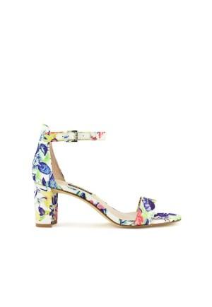 NINE WEST Sandale cu imprimeu floral Pruce