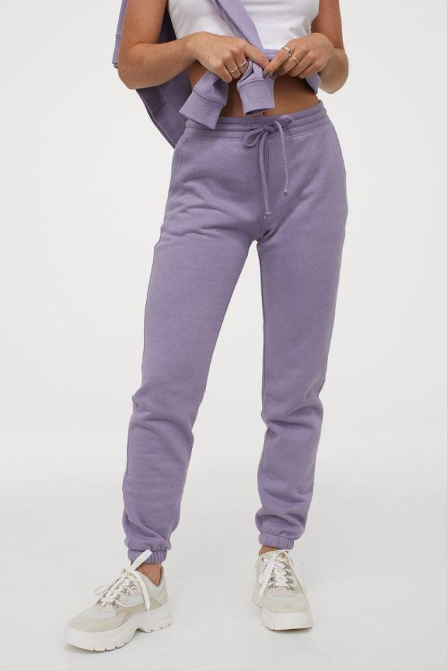Pantaloni de molton H&M