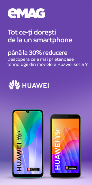 30% reducere la Smartphone Huawei