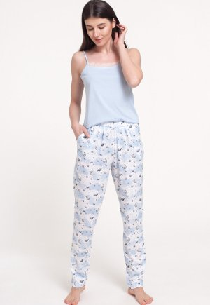 Pijama din amestec de modal