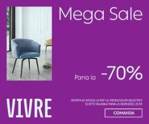 VIVRE - MEGA SALE - 24-30 Sep