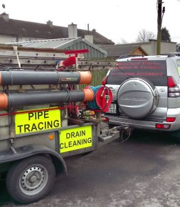 Drain Cleaning Westmeath | The Drain pipe surgeons