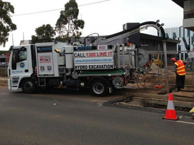 Hydro Excavation in Melbourne
