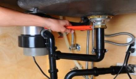 Under Sink Plumbing Repair