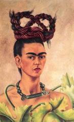 Otoportre: Frida Kahlo