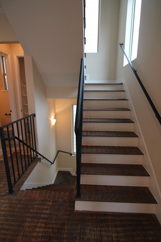 Stairway - Drake Homes Inc - Houston, TX