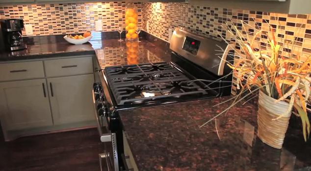 Drake Homes kitchen