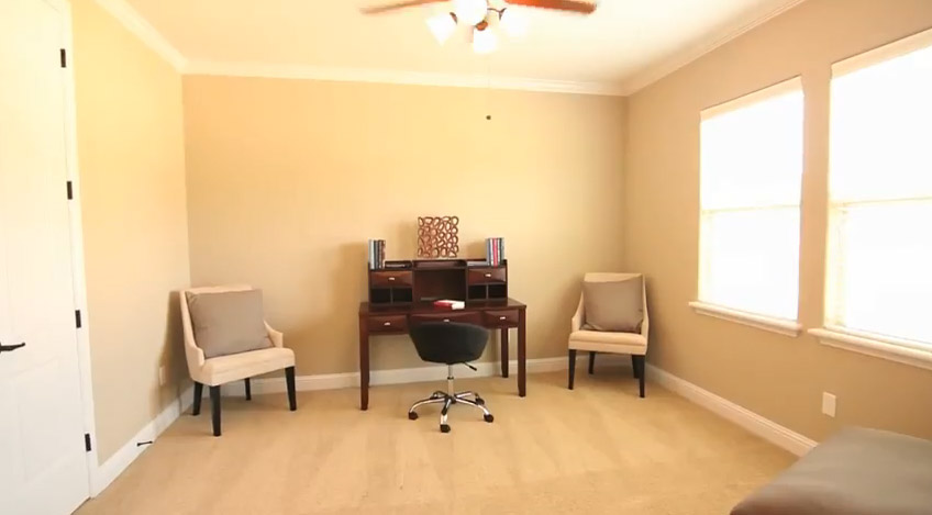 Another view - Tuscany Woods upstairs room