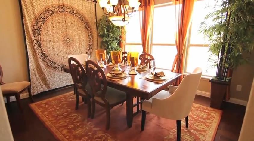 Dining Room - Tuscany Woods