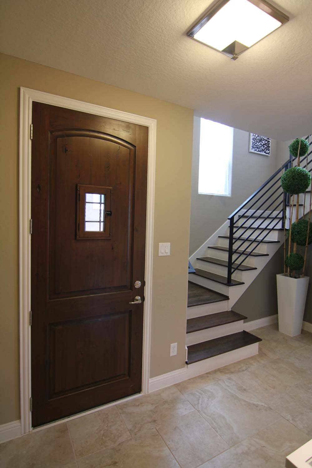 Entry way - The Villas on Eighteenth Street