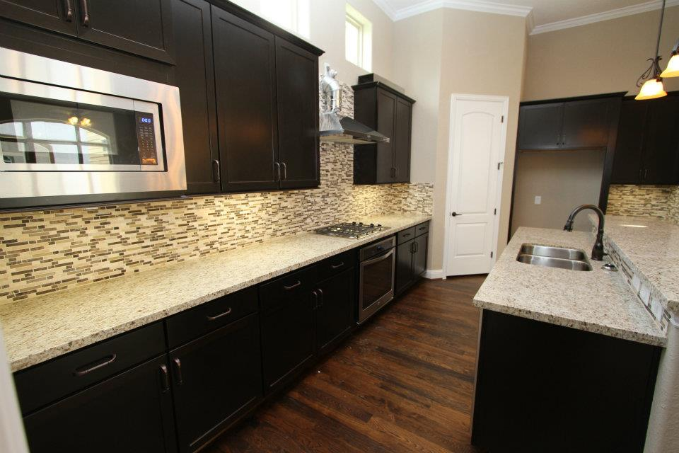Kitchen by Drake Homes Inc