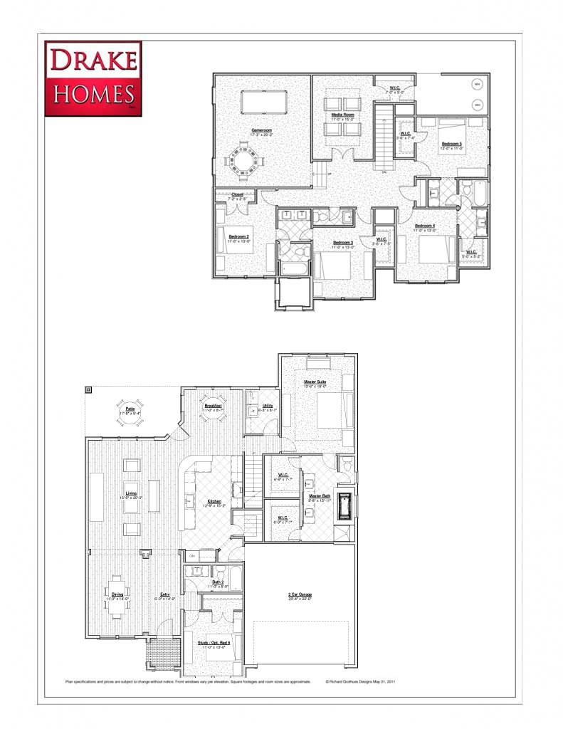 The Roma Floorplan