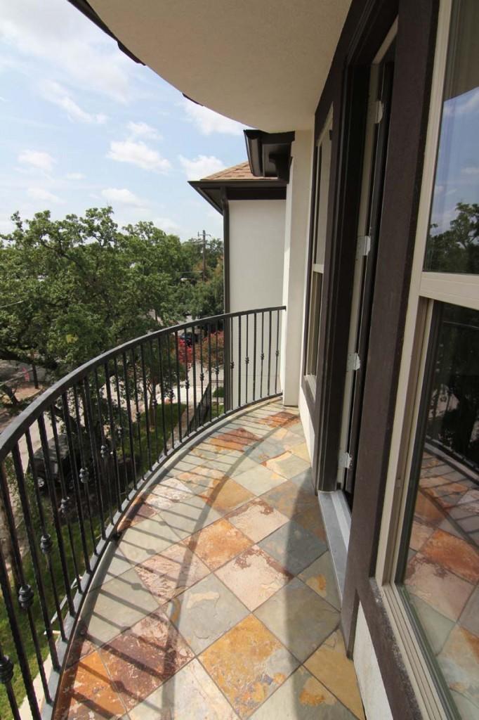 More New Photos The Villas On Graustark Master Bedroom Balcony Drake Homes Inc Blog