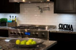 Knox Villas - Model Home Kitchen