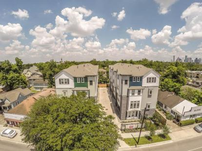 Heights on Yale by Drake Homes Inc., Houston, TX