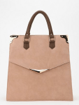 Metal Edge Tote by Kimichi Blue at Urban Outfitters. $35 (Definitely bought this while on the trip...)