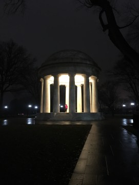 District of Columbia WWI Memorial | Photo: Annie Hayes