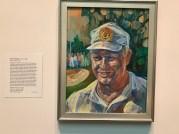 Golfing star Jack Nicklaus. (Photo Credit: Riley Fink)