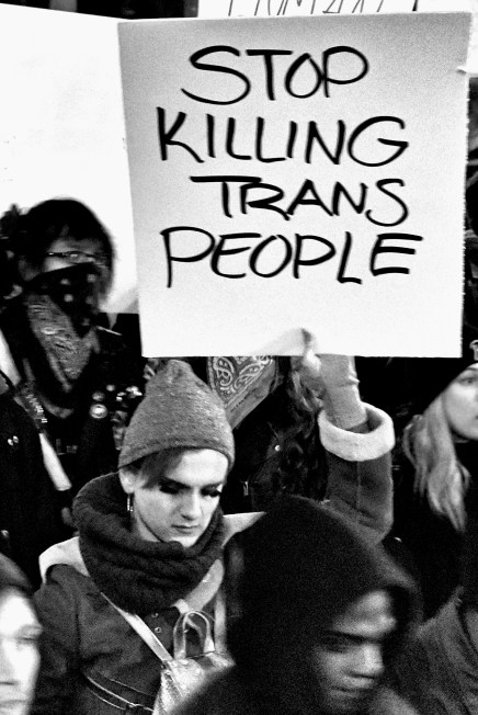 Trans Liberation March - Chicago - 2017