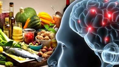dieta na sprawny mózg