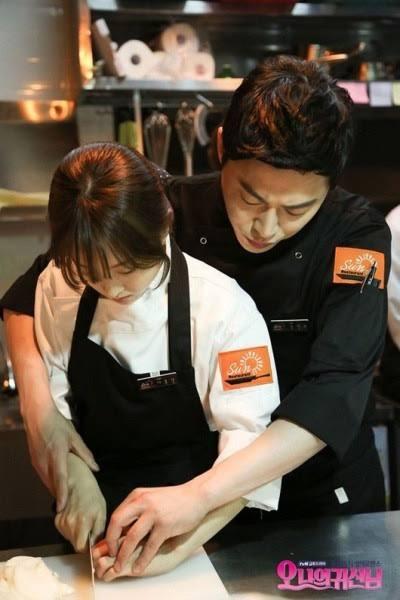 3 Chef Ganteng Ala Drama Korea