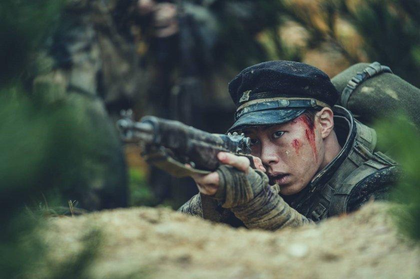 lee jae wook dalam film battle of jangsari