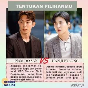 Tim Han Ji Pyeong VS Nam Do San Rasa Mirip Pilpres
