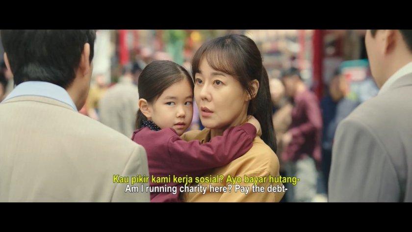 scene dari film Korea Pawn (2020)