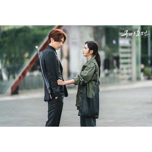 "Yeon & Ji Ah ""Tale of the Nine Tailed"""