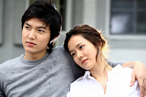 """Lee Min Ho dan Son Ye Jin di dalam """"Personal Taste"""""""