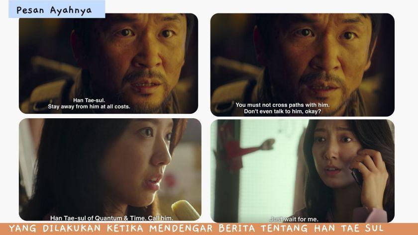Seo Hae melupakan janji pada ayahnya