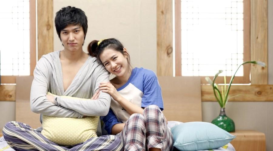lee min ho dan son ye jin dalam personal taste