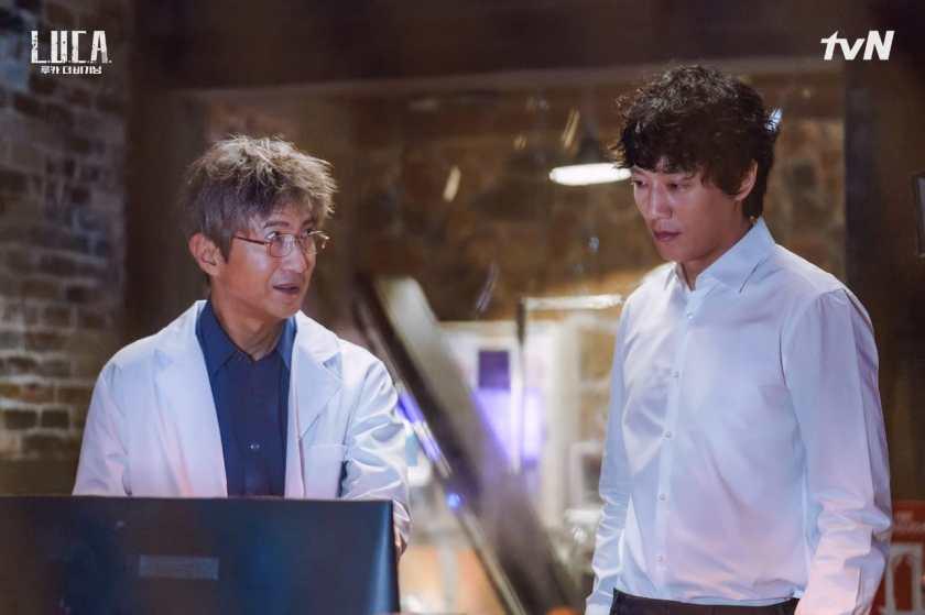 Akankah Ji O bekerjasama dengan Ryu Joong Kwon? Sumber gambar: TvN