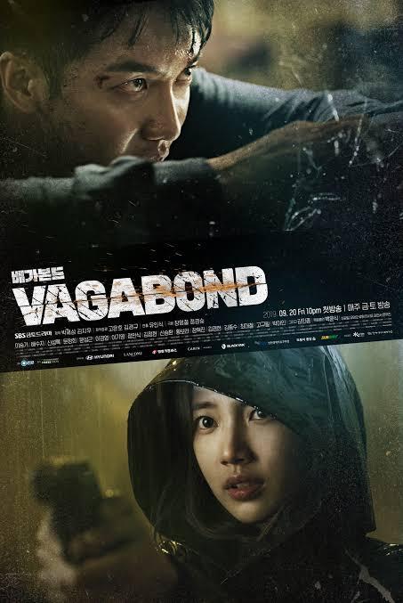 poster drakor vagabond