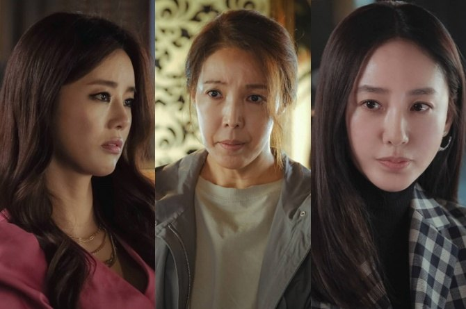 3 female cast love ft Marriage and Divorce