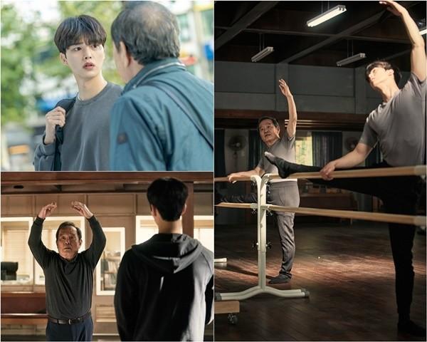 Lee Chae Rok dan Sim Deok Chool