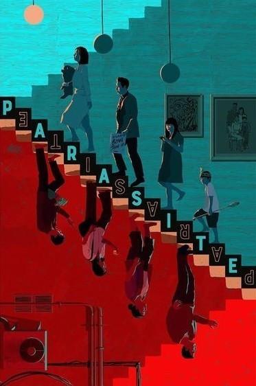 Makna anak tangga di film Parasite 2019