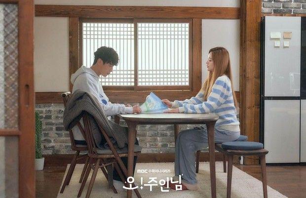 Oh Joo In dan Han Bi Soo