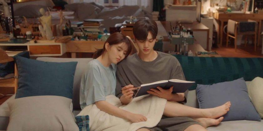 Yoo Na Bi dan Park Jae Eon