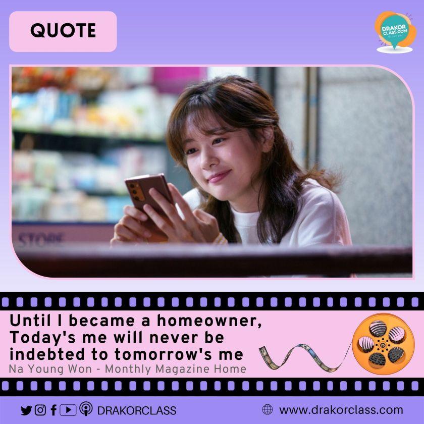 Quote dari Kdrama Monthly Magazine Home