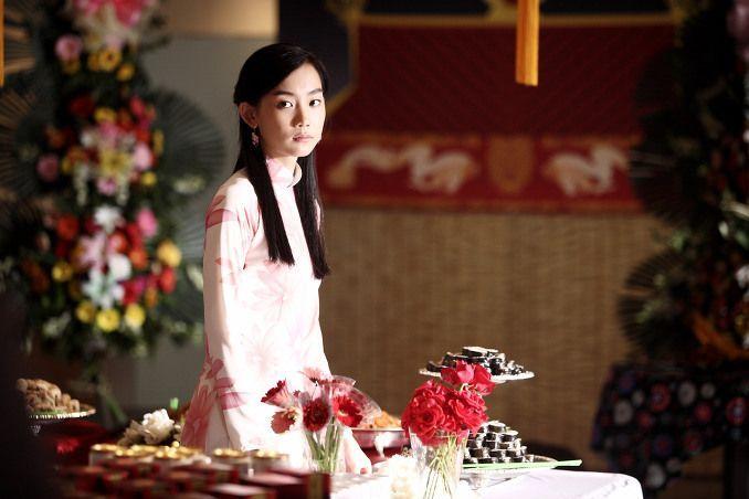 "Shin sebagai Jang Mi pada film ""He's On Duty"" (sumber: AsianWiki)"